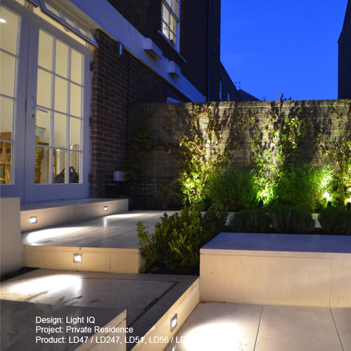 Private residence 2, Light IQ Lightgraphix Creative Lighting Solutions