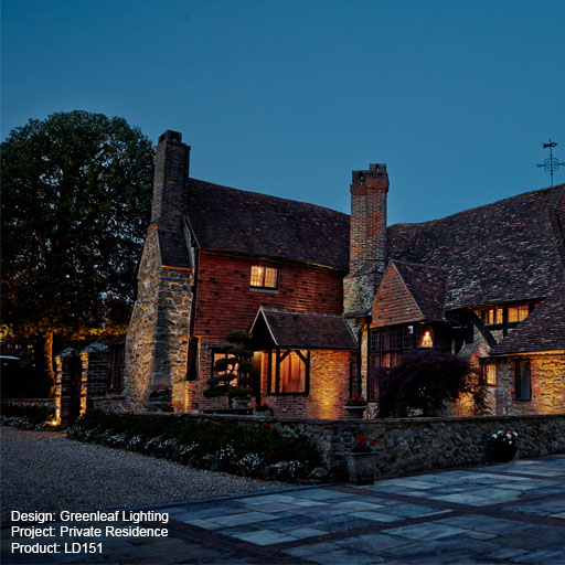 Private Residence Lightgraphix Creative Lighting Solutions