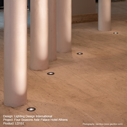 New Project: Four Seasons Astir Palace Hotel. Athens, Greece Lightgraphix Creative Lighting Solutions